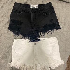 Abercrombie and hollister bundle